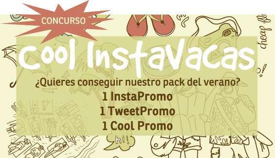Cool InstaVacas: Gana el pack del verano