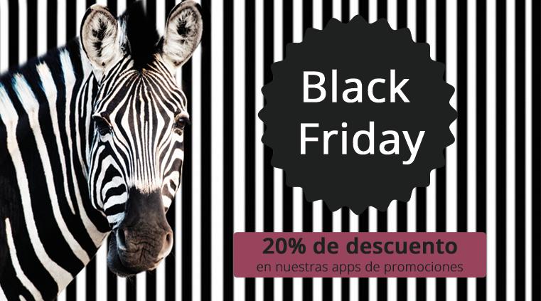 Black Friday - 20% de descuento
