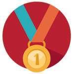 Certificado de ganadores