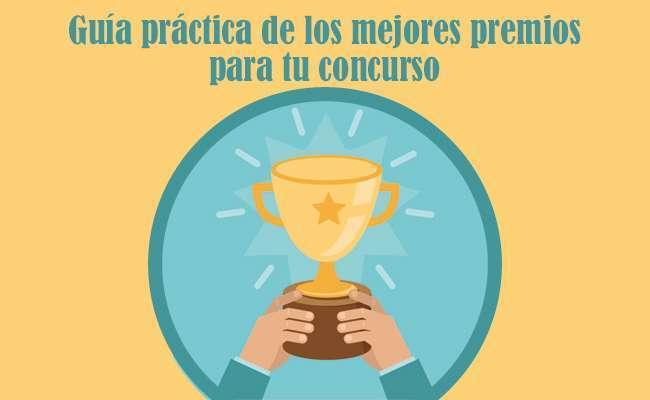 Guía práctica de los mejores premios