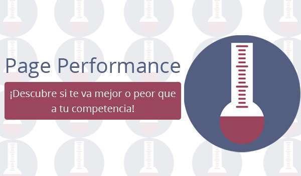 Page Performance: Averigua el rendimiento de tu página