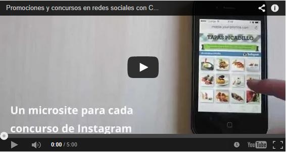 Promociones y concursos en redes sociales con Cool Tabs