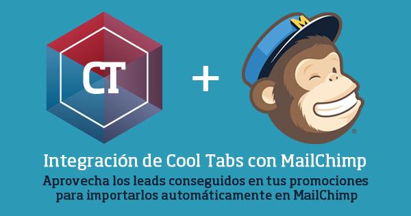 Integración de Cool Tabs con MailChimp