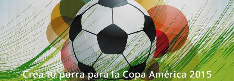 Crea tu porra para la Copa América 2015 con Cool Tabs