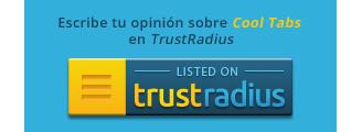 Escribe tu opinión sobre Cool Tabs en TrustRadius