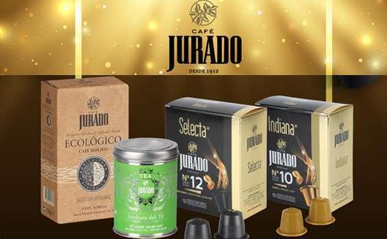 Gana un lote de productos Café Jurado