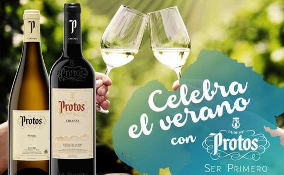Sorteo de una cena acompañada de vinos Protos