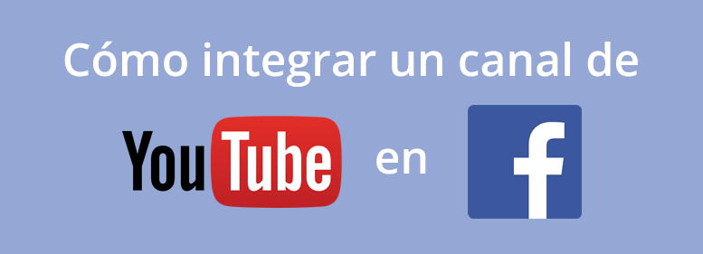youtube en facebook