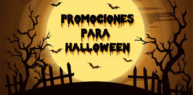 ideas para Halloween: concursos y promociones