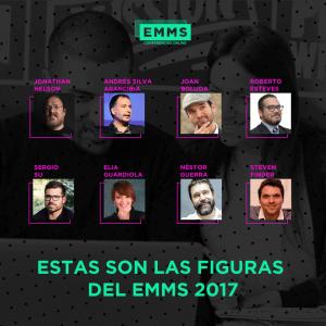 EMMS 2017 speakers