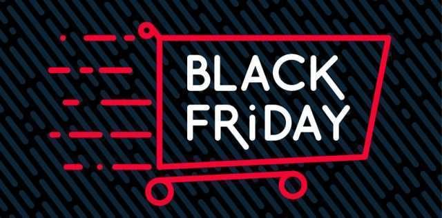 Promociones y descuentos de Black Friday en redes sociales